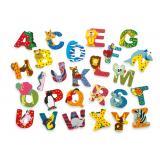 Holzbuchstaben Tiermotive - Buchstabentiere