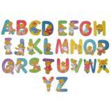 Holzbuchstaben Bär
