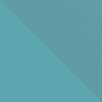 Theraline Plüschmondbezug eisblau