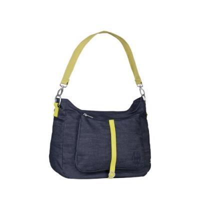 Laessig Shoulder Bag denim blue