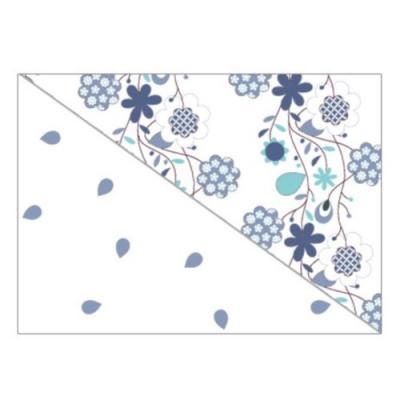 Ersatzbezug Baumwolle für Theraline Original Blumenranke 57