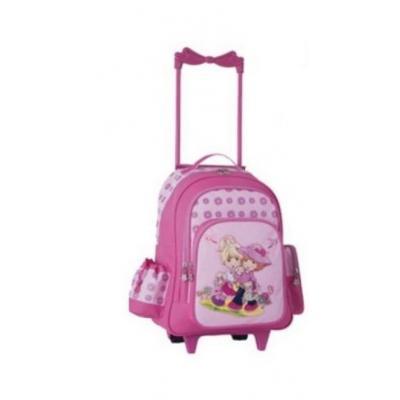 Kinder-Trolley Mädchen pink