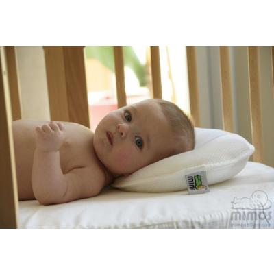 Mimos Babykopfkissen S natur 0-10 Monate