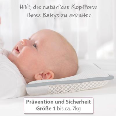 Babykopfkissen Theraline Gr. 1