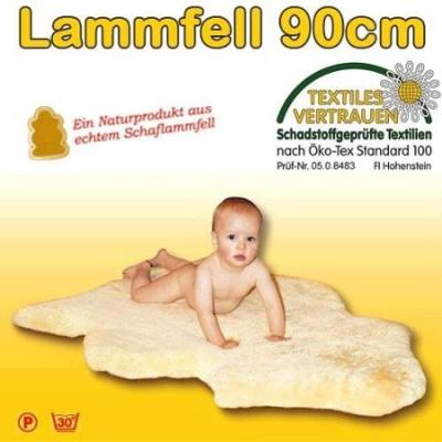 Lammfell Heitmann 85-95 cm