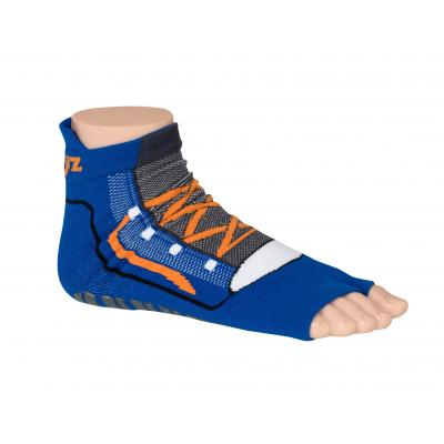 Sweakers Anti-Rutsch Schwimmsocken blue sport