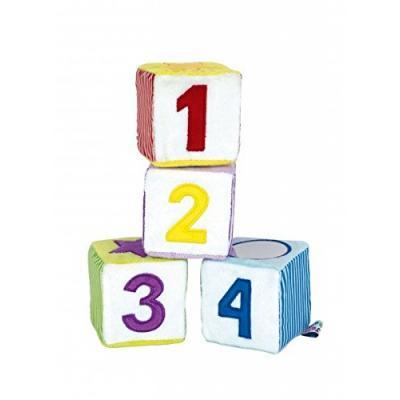 4 Softbausteine in Geschenkbox