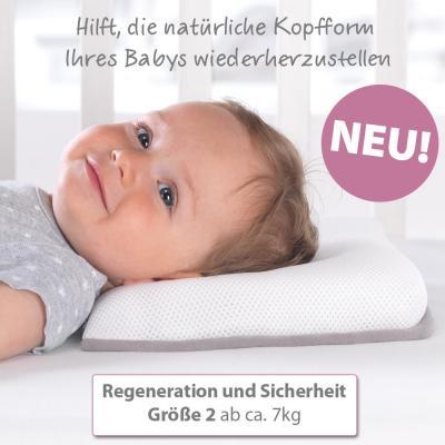 Babykopfkissen Theraline Gr. 2 ab ca. 7kg