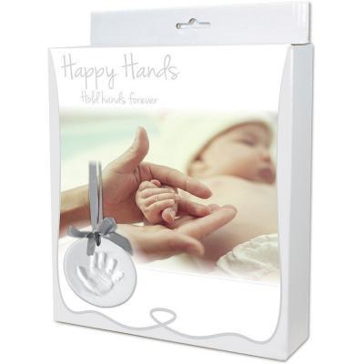 Happy Hands Handabdruck-Set rund