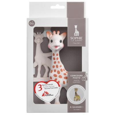 Sophie La Girafe Geschenk-Set Giraffe mit Beißring