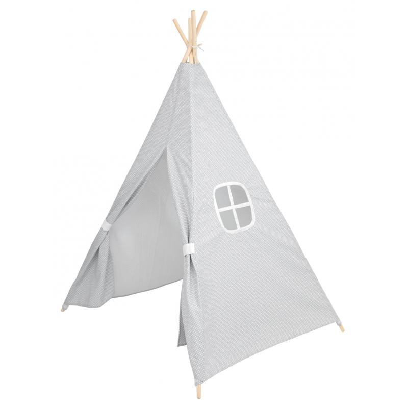 kinderzelt tipi f r drinnen und drau en. Black Bedroom Furniture Sets. Home Design Ideas