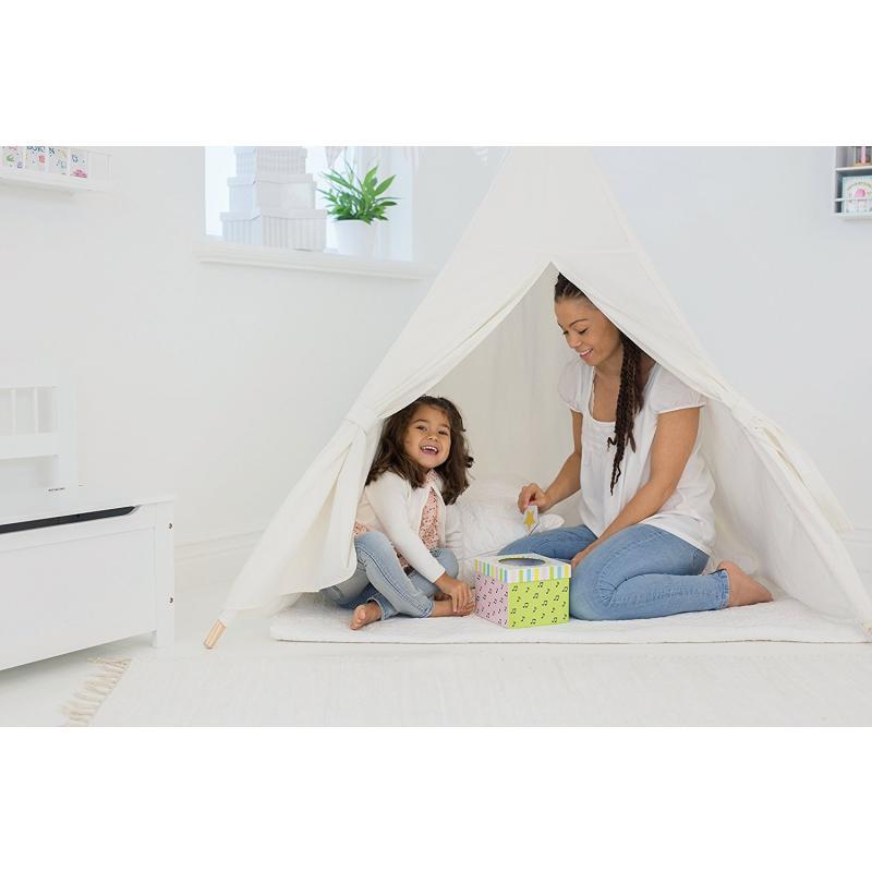 Kinderzelt - Tipi für drinnen und draußen