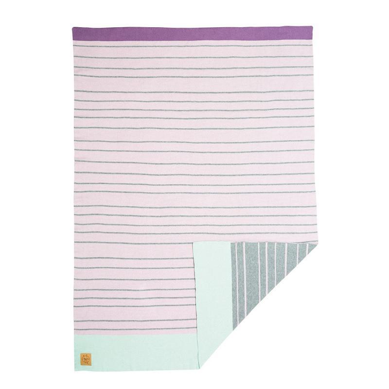 Lässig Decke Knitted Blankets Biobaumwolle