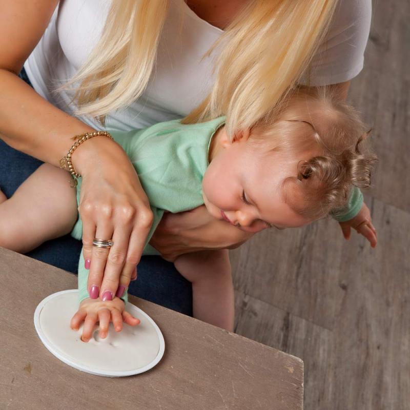 Grünspecht Bio Baby Abdruckset Memory 2 Dosen