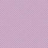 Ersatzbezug Baumwolle für Theraline Original Punkte flieder 32