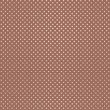 Ersatzbezug Baumwolle für Theraline Original Punkte marsala