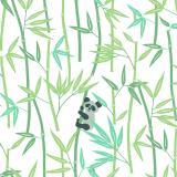 Ersatzbezug für Theraline Original Stillkissen Design 145 Bambus-Bär